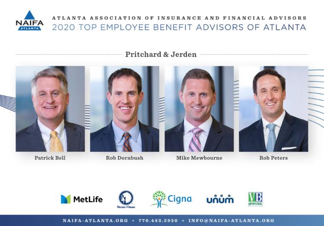 2020 Top Employee Benefit Advisors of Atlanta